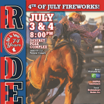 74th Annual Bit n' Spur 4th of July Rodeo