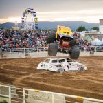 2019 Dino Monster Showdown and ALLSTAR Monster Trucks