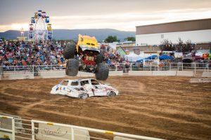2019 Dino Monster Showdown and ALLSTAR Monster Trucks