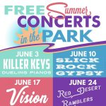 Summer Concerts in the Draper Historic Park