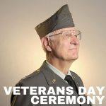 Draper Veterans Day Ceremony 2019