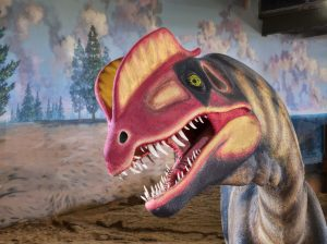 St. George Dinosaur Discovery Site at Johnson Farm...