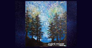 Cosmos - Paint & Sip Night