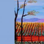 Napa Valley - Paint & Sip Night