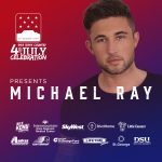 4th of July Celebration featuring MICHAEL RAY