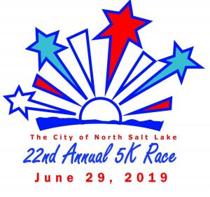 North Salt Lake 2019 Liberty Fest 5K