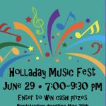 Holladay Music Fest 2019