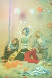 Tacocat with: The Paranoyds