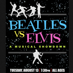 Beatles vs Elvis - A Musical Showdown