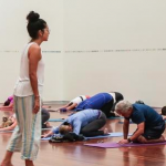 Yoga at the UMFA
