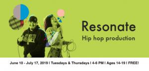 Resonate: Hip Hop Production