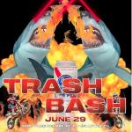 Trash Bash w/ Flash & Flare