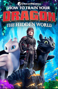 Music & Movie in the Park in Magna - Act of Denial & How to Train Your Dragon: The Hidden World