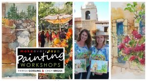 Park City Plein Air Workshop with Cindy Briggs and...