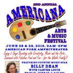 2nd Annual Americana Arts & Music Festival