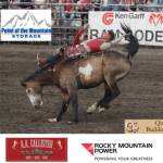 2019 Bluffdale Old West Days & Rodeo