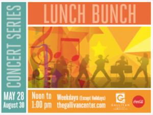 2019 Lunch Bunch Concert Series