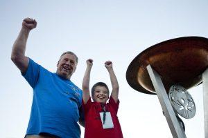 Special Olympics Utah Summer Games Block Party