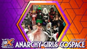 Anarchy Girls Cospace
