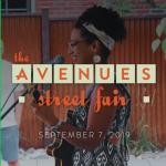 The Avenues Street Fair
