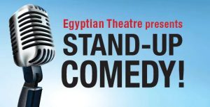 Stand-Up Comedy- RESCHEDULED
