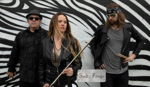Salty Frogs, Celtic Rock Band