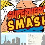 Superhero Smash