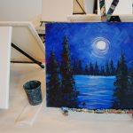Moon Lake - Paint & Sip SLC