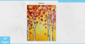Aspens - All Ages Paint Night