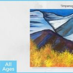 Mt. Timpanogos - All Ages Painting Experience