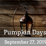 2019 Pumpkin Days at Wheeler Farm