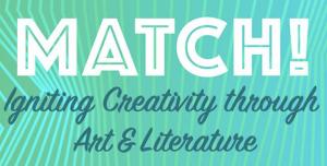 Match: Igniting Creativity through Art Literature