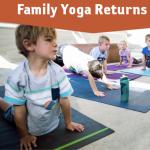 Family Yoga -VENUE CLOSED