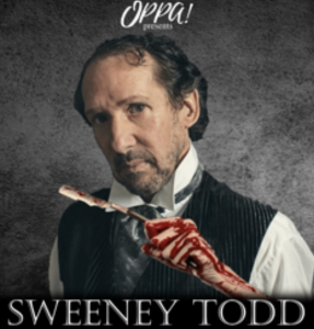 "Auditions for ""Sweeney Todd"""