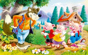 THREE LITTLE PIGS: THE MUSICAL