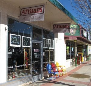 Artisans Art Gallery - Cedar City