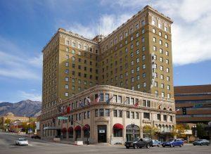 The Bigelow Hotel & Residences (fomerly Ben Lomond Hotel)