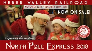 North Pole Express 2019