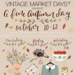 Vintage Market Days of Northern Utah