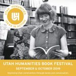 Utah Poet of the Year Markay Brown at the St. George Literary Arts Festival