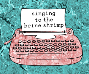 Singing to the Brine Shrimp