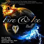 The Fire and Ice Ball