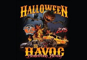 Halloween Havoc Demolition Derby 2019