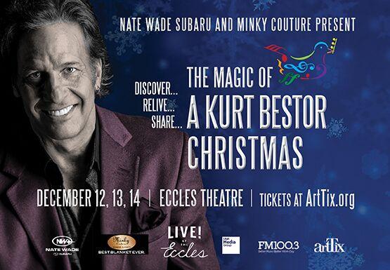 Kurt Bestor Christmas 2021 St. George Utah Kurt Bestor Christmas Live At The Eccles At The Eccles Theater Salt Lake City Ut Music
