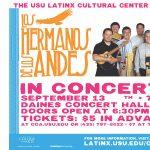 Los Hermanos de los Andes In Concert