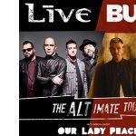 +LIVE+ & Bush – The Altimate Tour