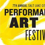 2019 Salt Lake City Performance Art Festival