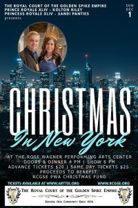 Snowball 2019: Christmas in New York