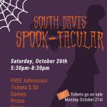2019 South Davis Spooktacular