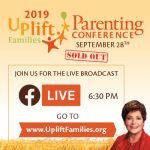 2019 Uplift Families Parenting Conference